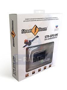 радар-детектор (антирадар) Street Storm STR-GP One BT