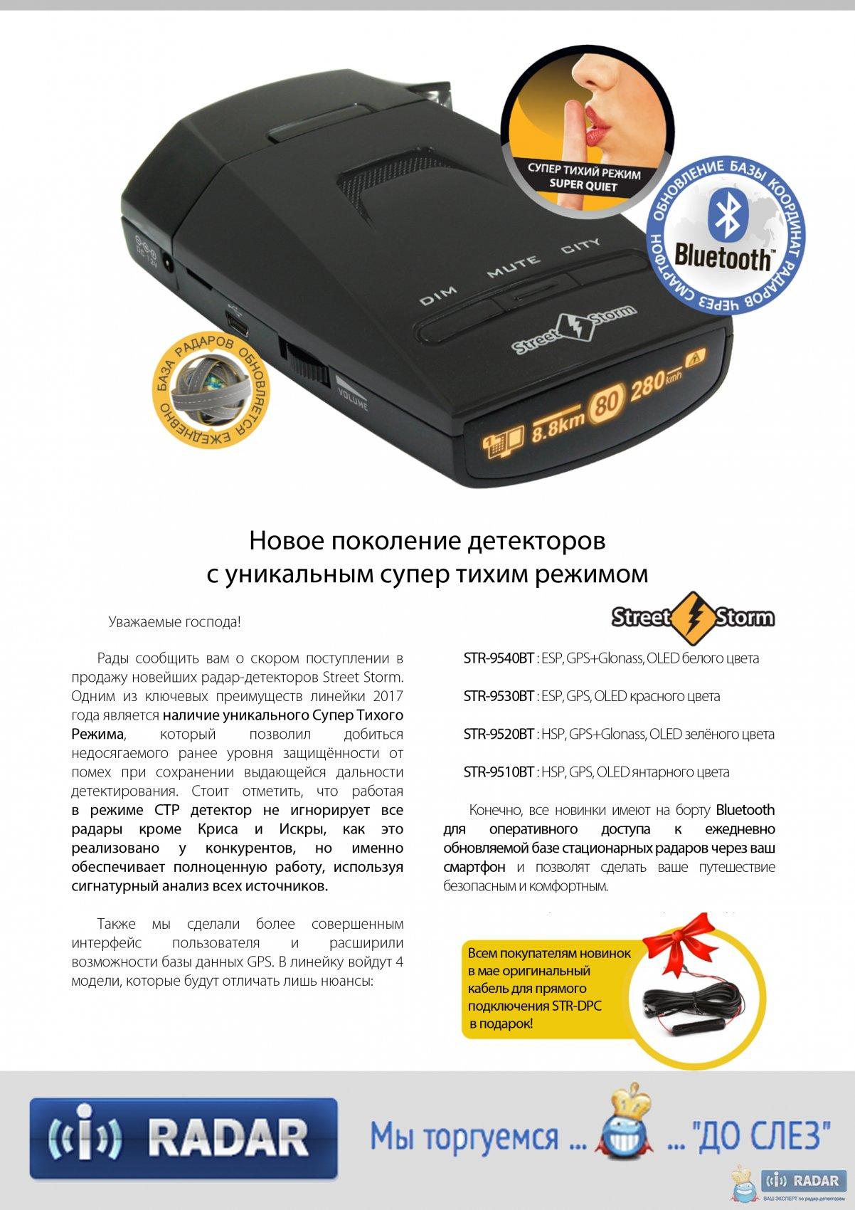 Радар-детектор PlayMe Hard 2